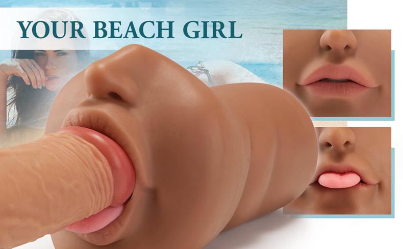 oral sex toy masturbator