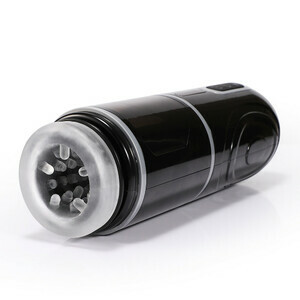 Moaning Thrusting Swirling Automatic Rechargeable Stroker