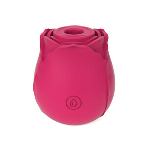 7 Suction Oral Sex Rose Clitoral Stimulator Vibrator