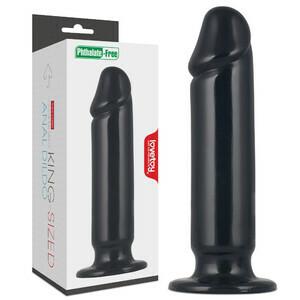 Lovetoy King-Size Large Anal Dildo Butt Plug
