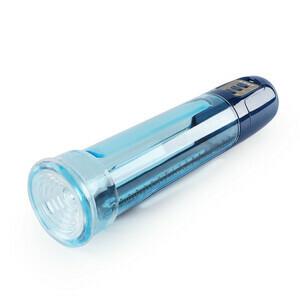 2 in 1 Blue Automatic Penis Vacuum Pump