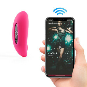 MAGIC CANDY Detachable Wireless Egg Vibrator